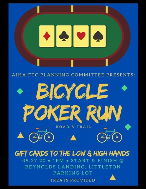 Bicycle Poker Run